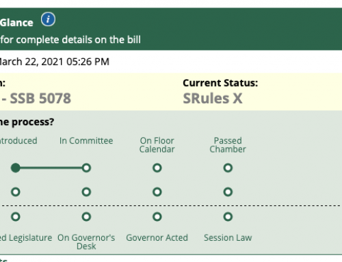 """A bill has been assigned to the Rules """"X"""" file-what does that mean?"""